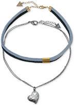 GUESS 2-Pc. Set Choker Necklaces