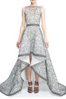 Tadashi Shoji Sleeveless Seraphina Gown