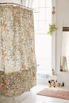 Urban Outfitters Plum & Bow Cecilia Floral Shower Curtain