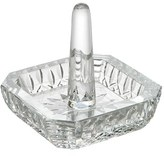 Waterford 'Lismore' Lead Crystal Square Ring Holder - White