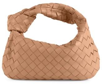 Bottega Veneta Mini Jodie Leather Hobo Bag