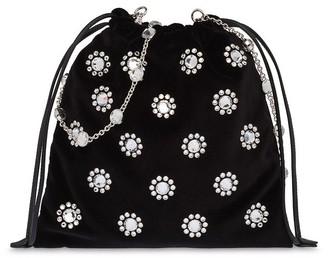 Miu Miu Starlight Drawstring Bag