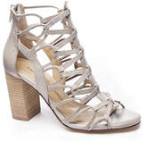 Chinese Laundry Gray Tegan Leather Sandal