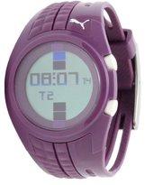 Puma Women's PU910482002 Shift Purple Digital Watch