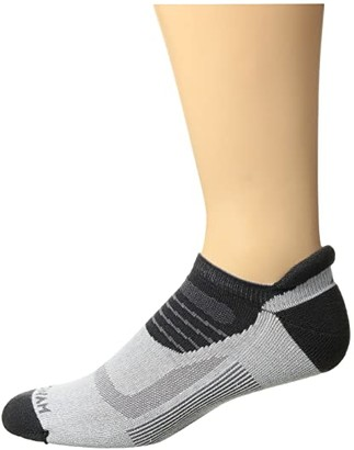 Wigwam Vanquish Fusion NXT (White) Low Cut Socks Shoes