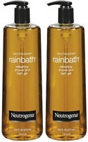 Neutrogena Rainbath Shower Bath Gel, Original Formula - Original Formula - 16 oz - 2 pk