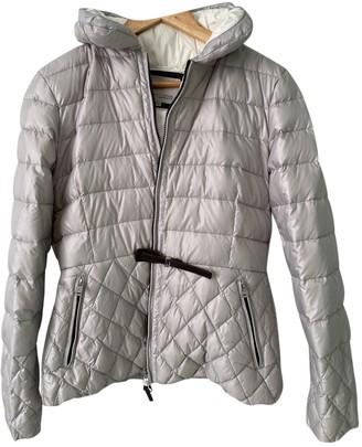 Henry Cotton Grey Coat for Women