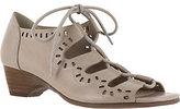 Bella Vita Leather Ghillie Lace-up Sandals - Prescott