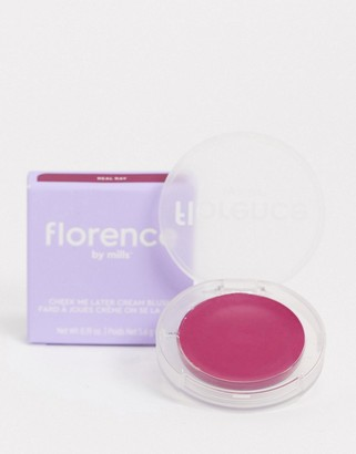 Florence By Mills Cheek Me Later Cream Blush - Real Ray