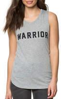 Spiritual Gangster Warrior Arch Muscle Tank Top