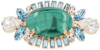 Dolce & Gabbana Crystal Stone Ring