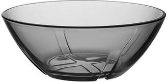 Kosta Boda Bruk Bowl - Gray