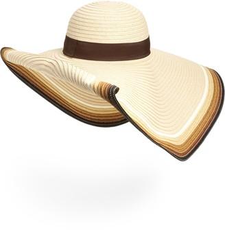 Nordstrom Ombre Oversize Floppy Hat