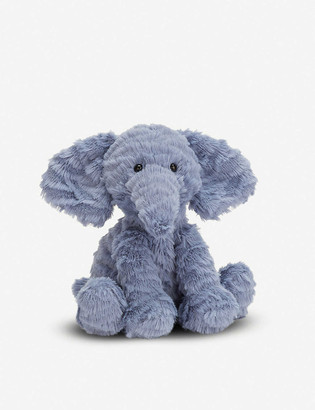 Jellycat Fuddlewuddle small elephant plush toy 12cm