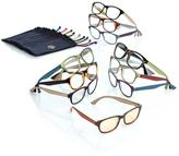 JOY 20-piece Couture SHADES Readers with Smart Lenses and Designer Frames
