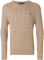 Polo Ralph Lauren classic knitted sweater