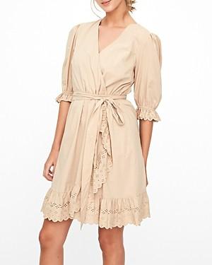 Vero Moda Tara Wrap Dress