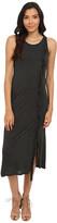 Kensie Sheer Viscose Maxi Dress KS4K7074