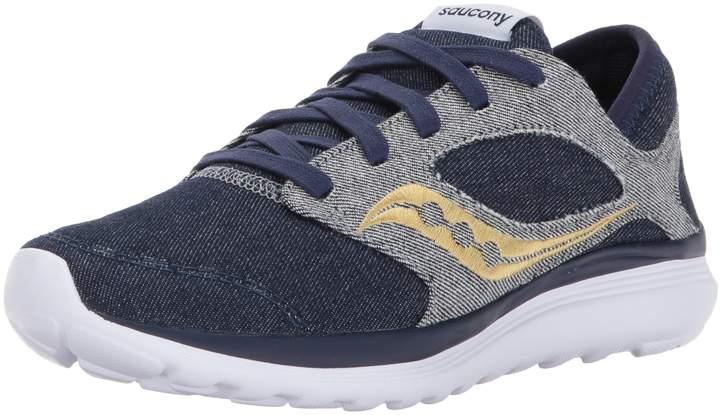 Saucony Women's Kineta Relay Denim Running Shoes