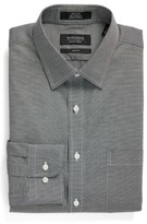 Nordstrom Men's Trim Fit Non-Iron Solid Dress Shirt