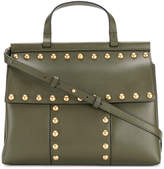 Tory Burch studded T satchel