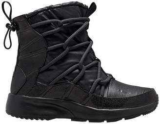 Nike Womens Tanjun High Rise Winter Boots