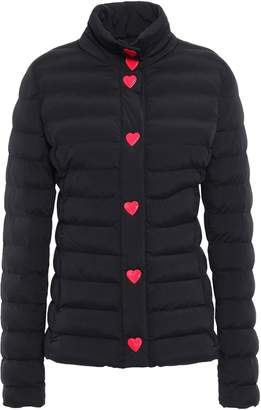 Love Moschino Quilted Shell Jacket
