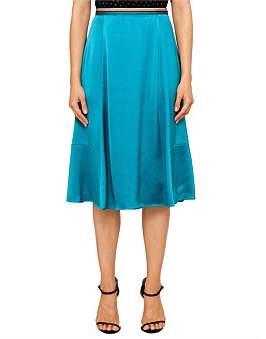 Paul Smith Womens Skirt With Stripe Waistband