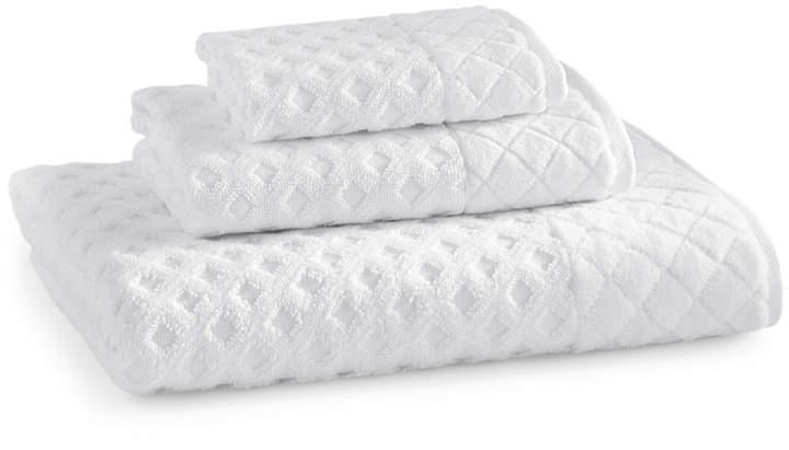 Kassatex Hand Towels, Diamant Collection