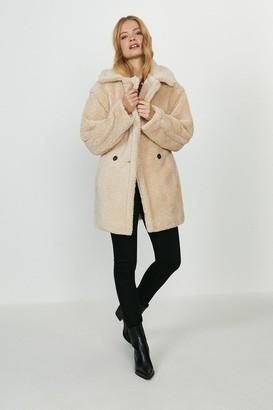 Coast Oversized Teddy Faux Fur Coat