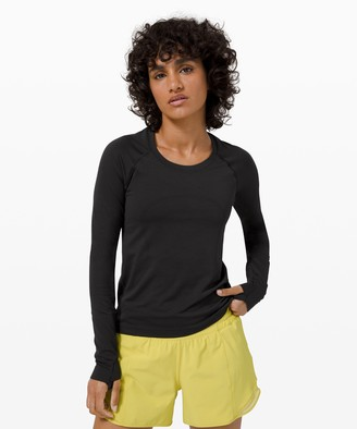 Lululemon Swiftly Tech Long Sleeve 2.0 *Race Length