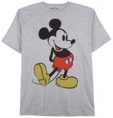 Men's Big & Tall Disney Mickey T-Shirt Heather Grey