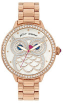 Betsey Johnson Who Is Best Owl Watch