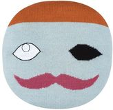 Secret Man Tricot Alpaca Pillow