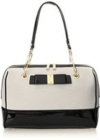 Anne Klein New Romantic Duffle Top Handle Bag