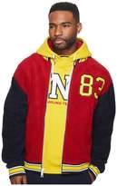 Nautica Lil Yachty Full Zip Bomber Jacket Men's Coat