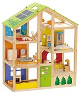 Hape Infant Furnished All-Season Playhouse