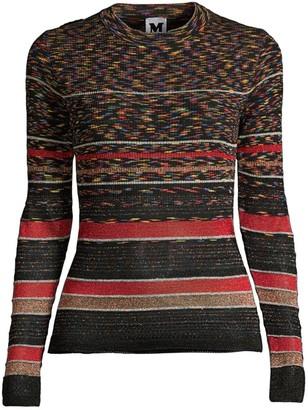 M Missoni Stripe Sweater