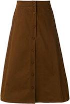Societe Anonyme Alexandre skirt - women - Cotton - 40