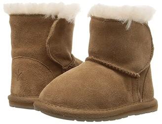 Emu Toddle (Infant) (Chestnut) Kids Shoes