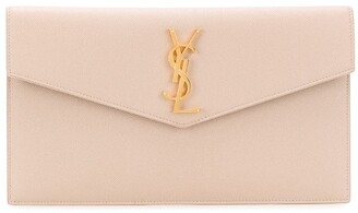 Saint Laurent Uptown envelope clutch