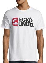 Ecko Unlimited Unltd. Short-Sleeve Cold Shoulder Tee
