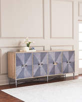 Hooker Furniture Marilyn Four-Door Console