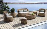 Indo Soul Mosch 7 Piece Outdoor Lounge Setting