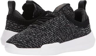 K-Swiss Gen-K Icon Knit (Black/Gray Heather) Women's Tennis Shoes