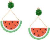 Mercedes Salazar Watermelons earrings