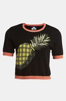 Viva Vena Viva Vena! Pineapple Sweater Black Combo Small