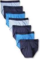 Hanes Men's 7-Pack Ultimate FreshIQ Full-Cut Briefs - Colors May Vary