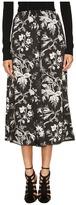 McQ by Alexander McQueen Fluid Gather Skirt Women's Skirt