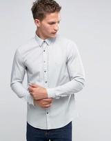 Calvin Klein Slim Smart Shirt In Print